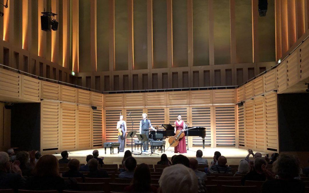 Elias Piano Trio Premiere